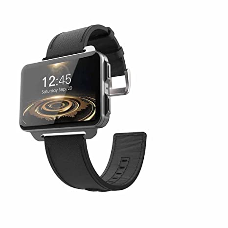 PINCHU Android 5.1 Reloj Inteligente Llamada Smartwatch Soporte WiFi Tarjeta SIM GPS Bluetooth para Smart Watch Android,Black: Amazon.es: Electrónica