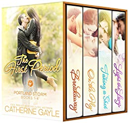 Portland Storm: The First Period (Portland Storm Boxed Sets Book 1) by [Gayle, Catherine]