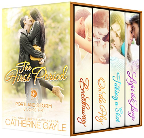 (Portland Storm: The First Period (Portland Storm Boxed Sets Book 1))
