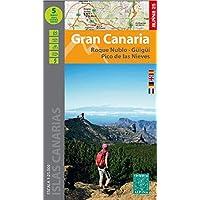 Gran Canaria 1: 25.000