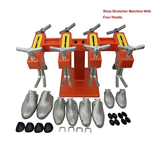 Four Heads Shoe Stretcher Expander Machine Shoe Repair Machine by Unknown (Image #7)