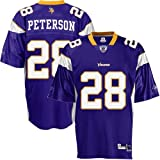 Reebok Minnesota Vikings Adrian Peterson Premier Jersey Large
