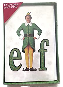 Elf the Movie Christmas Cards: Amazon.co.uk: Office Products
