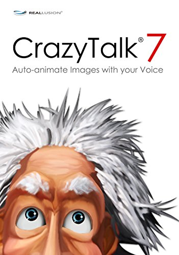 CrazyTalk7 Standard - Mac [Download] (Avatar Masks)
