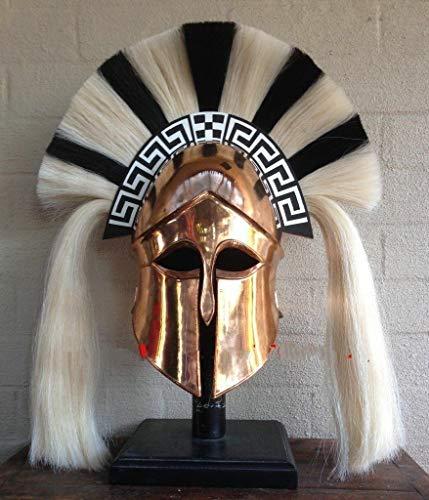 uniquewonderitems Medieval Corinthian Greek Knight Crusader Spartan Armor