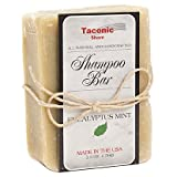Taconic Shave EUCALYPTUS MINT Shampoo Bar - All Natural / Handcrafted - 5.5 oz.