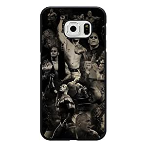 Samsung Galaxy S6 Edge Case WEE The Rock Sport Collection Samsung Galaxy S6 Edge Snap On Hard Case Cover for Samsung Galaxy S6 Edge