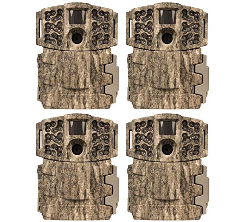 Moultrie No Glow Invisible 14MP Mini 888i Infrared Game Cam