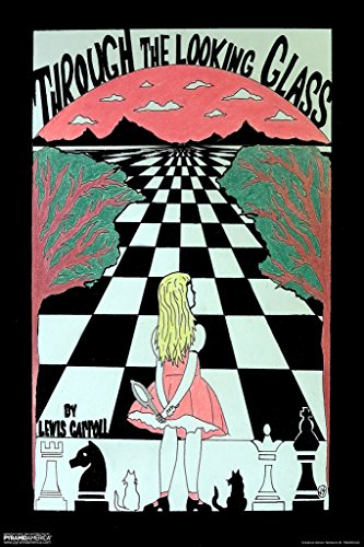 Pyramid America Through the Looking Glass Lewis Carroll Ches