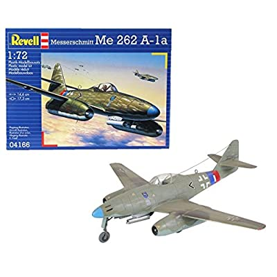 Revell 04166 Messerschmitt Me 262 A-1a Model Kit: Toys & Games