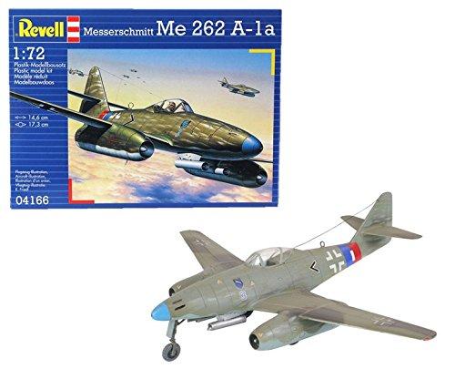 Revell Revell04166 Messerschmitt Me 262 A-1a Model Kit