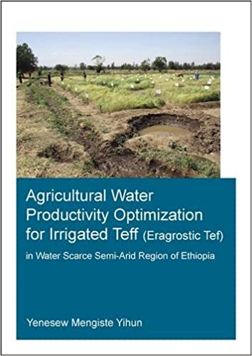 Agricultural Water Productivity Optimization for Irrigated