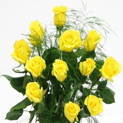 Falcon Farms Yellow Roses Bouquet