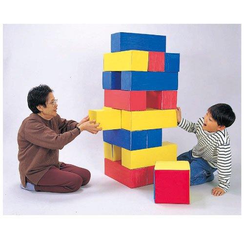 大型バランスゲーム(ジェンガ)  EE3400【1組単位】(23-3342-00) B01KDPIJYU