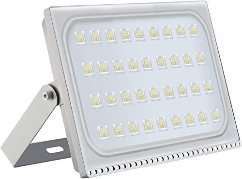 Led Flood Light Outdoor, IP65 Waterproof, led Light Bulbs High Power Equivalent, Super Bright Security Lights, Floodlight Landscape Wall Lights by Coolkun Cold White, 200W