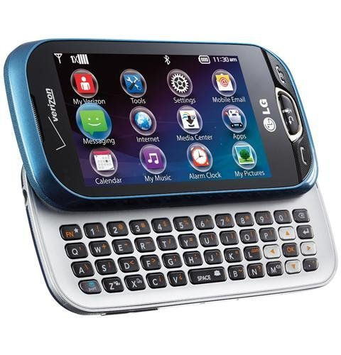 phone with keyboard