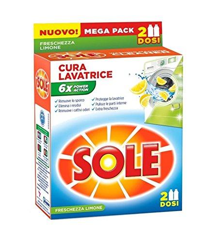 7 opinioni per Sole Cura Lavatrice Limone- 500 gr