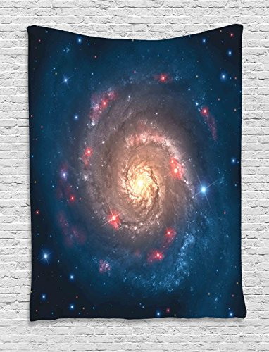 Constellation Tapestry Decorations Ambesonne Mystical