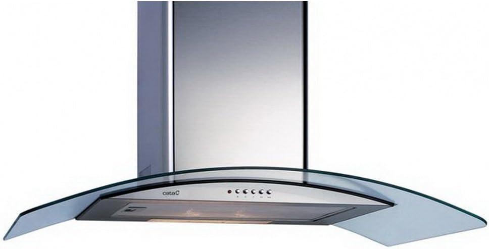 CATA C Glass 700 - Campana Decorativa Con 3 Velocidades: 164.83: Amazon.es: Grandes electrodomésticos