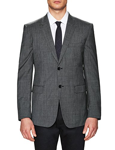 THEORY xylo Stanlake Slim Fitting Charcoal Eclipse Sportcoat 42 Short 42S Jacket