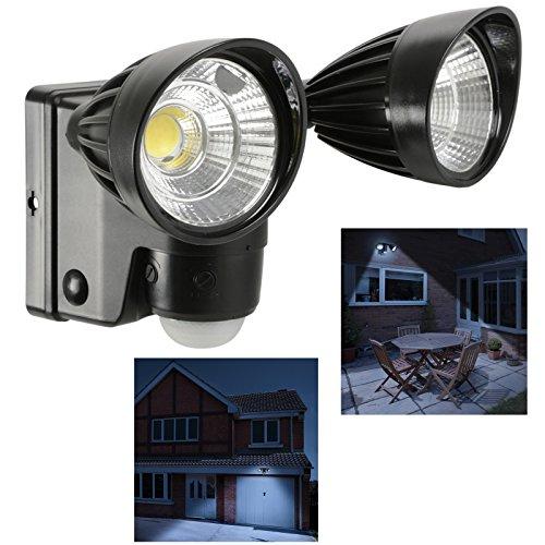 Twin Pir Led Security Light