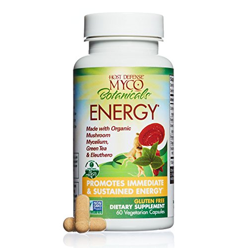 Host Defense MycoBotanicals Mushrooms Endurance product image