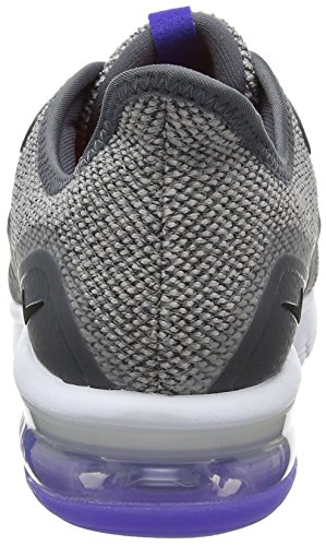 3 NIKE Corsa Particle Grigio Grey Dk Black Sequent da 013 Air Max Donna Scarpe Moon fqxwqRtr