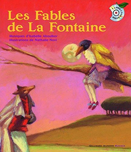 Les Fables de La Fontaine Audio CD (French Edition)