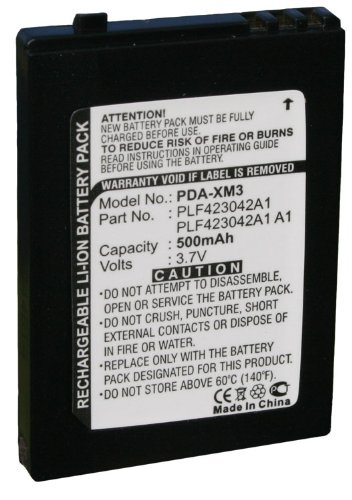 Sirius S50 Battery (SIRIUS S50 Replacement Rechargeable Battery)