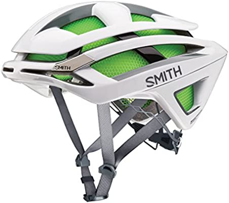 finest selection ever popular amazing selection Amazon.com : Smith Overtake Helmet White, L : Toys & Games