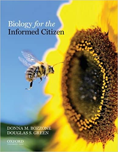 Amazon Com Biology For The Informed Citizen 9780199958016 Donna