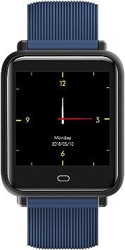 Docooler Q9 Reloj Deportivo Pulsera Inteligente SMA Band Fitness Tracker Pantalla IPS Podómetro Calorías Monitor de Ritmo Cardíaco Sleep Compatible con iPhone Samsung Smartphones Dispositivos iOS Android: Amazon.es: Electrónica