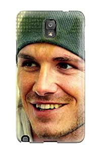 New Arrival Case Cover With Design For Galaxy Note 3- David Beckham