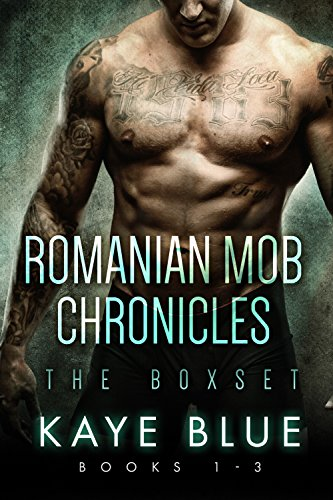 Romanian Mob Chronicles Box Books ebook