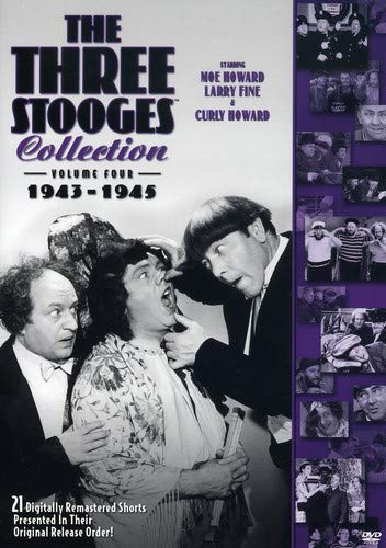 The Three Stooges Collection, Vol. 4: 1943-1945 from Columbia Tri Star