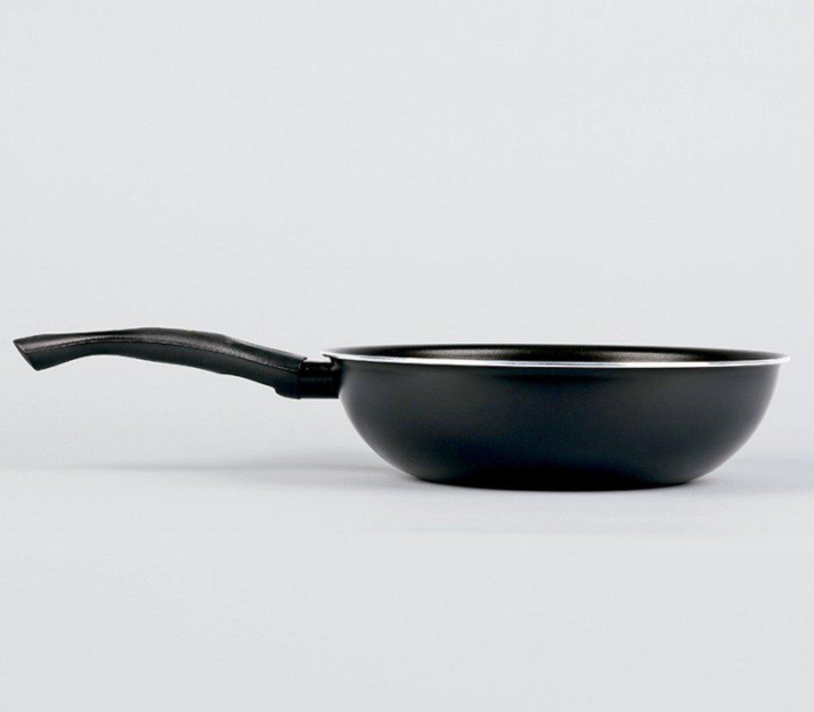 Life Style - Sartén WOK - Aluminio Luxe - Inducción- Ø 28 cm: Amazon ...