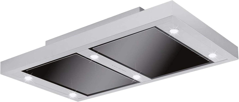 Silverline ALD 104.1 S Altena - Campana extractora (100 cm): Amazon.es: Grandes electrodomésticos