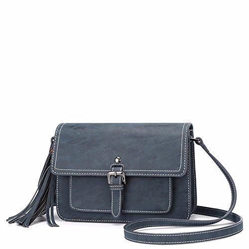 2018 nuova borsa borsa, moda borsa borsa estiva,black Blu Marina