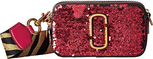 Marc Jacobs Women's Snapshot Camera Bag, Pink, One - Marc Jacobs Pink