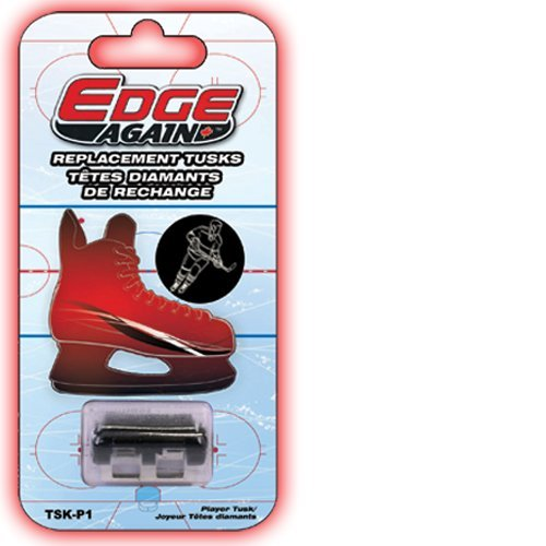 - Edge Again Ice Skate Player Tusk Blade Sharpener Replacement