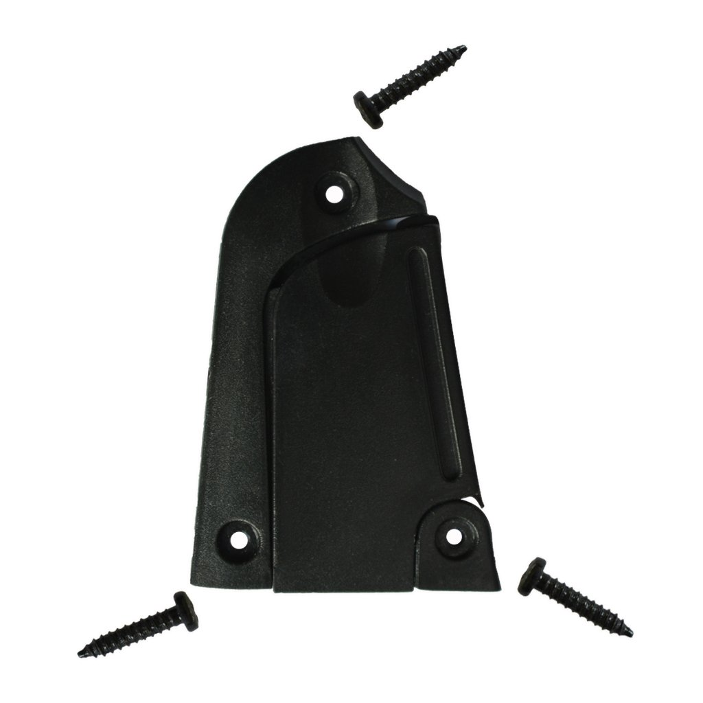MagiDeal 3 Hole Guitar Truss Rod Cover w/ Screws for Ibanez Guitar Replacement Parts