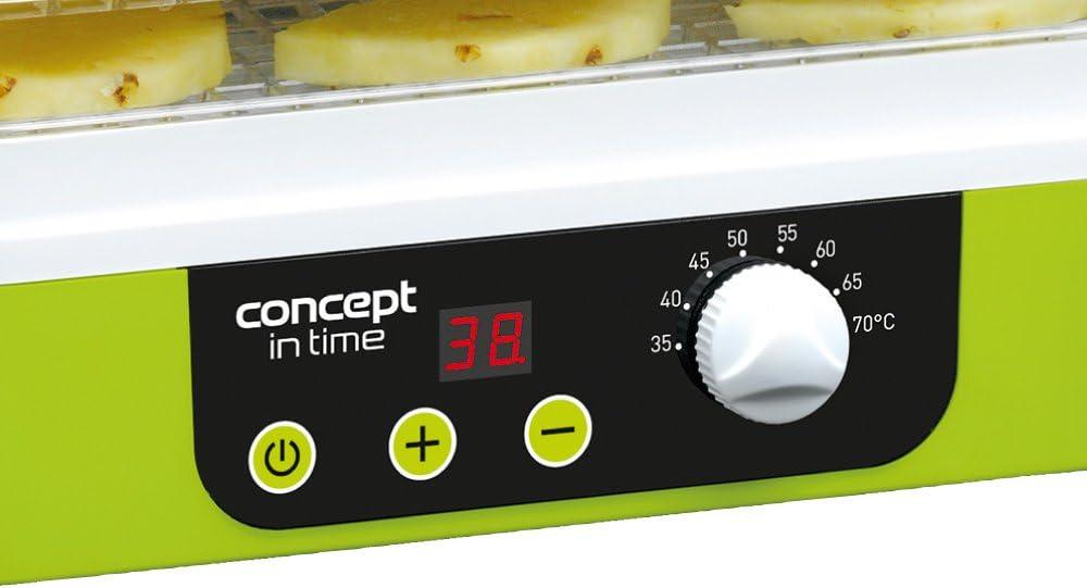 Concept Electrodomésticos SO-1060 Deshidratador de alimentos ...