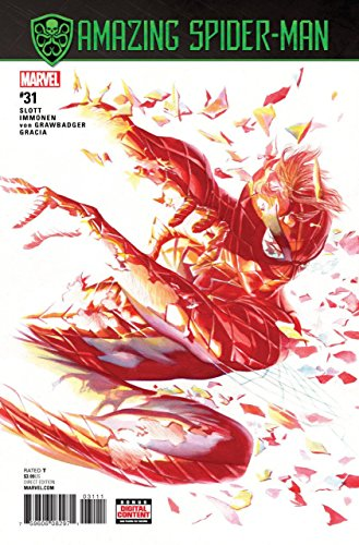 Amazing Spider-Man #31 VF/NM (9.0) Secret Empire crossover