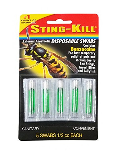 Sting-kill Sting-kill Disposable (24 Packs) by Sting-kill