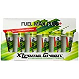xtreme fuel - Xtreme Green Fuel Max Plus+ One Shot Does It All! Boosts Power and Performance - Helps Improve Fuel Economy for Gas and Diesel (Pack of 6 x 20ml bottle)