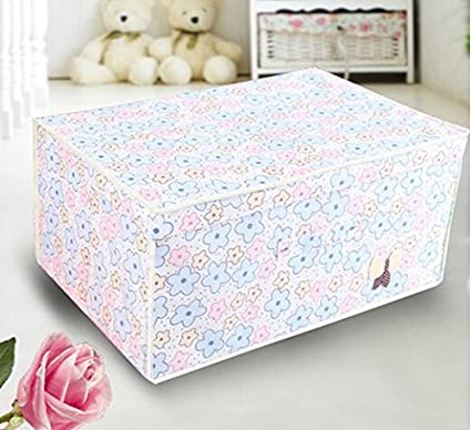 Oxford notebookbits 24 caja de almacenaje grande de la ropa interior calcetines de rejilla con caja