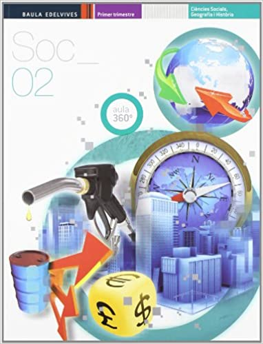 Libros descargables gratis. Ciencies Socials 2º (Geografia e Historia) (Tres Trimestres) (Aula 360º) 8426384811 PDF CHM