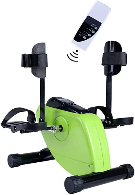 GFDDZ Ejercitador de Pedales eléctricos, para Ejercicios de ...