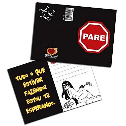 Cartão - Pare