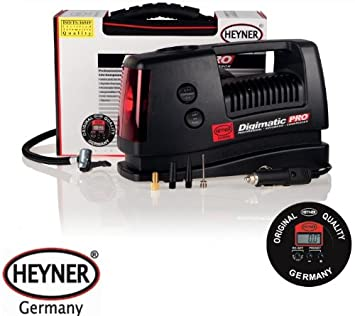 Air Compressors Hydraulics, Pneumatics, Pumps & Plumbing The Cheapest Price Premium Heavy Duty 12v Air Compressor 40l 100psi Tyre Inflator Led Lamp Heyner®
